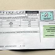 PV de stationnement : l'amende passe à 20€
