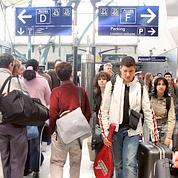 Le trafic s'améliore à la SNCF sauf dans le sud