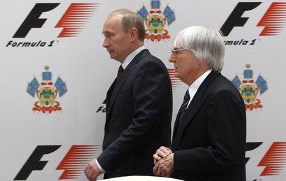 Sotchi, premier Grand Prix de Russie