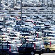 Ventes de voitures : la France limite la casse