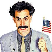 Le Kazakhstan réplique à Borat