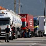Blocages: les routiers devraient entrer en jeu
