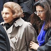 Bettencourt : la mère va poursuivre sa fille