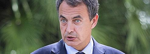 Zapatero scelle sa majorité avec les Basques jusqu'aux élections de 2012
