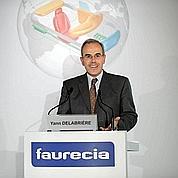 Automobile : rebond de Faurecia