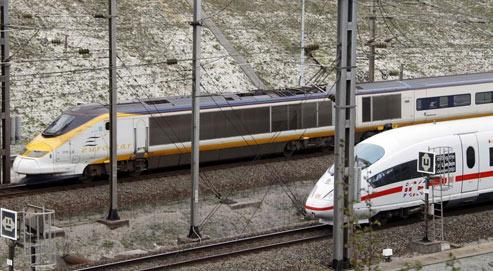 Le TGV crée une vive tension entre Paris et Berlin