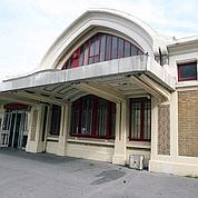 Gare du Pont Cardinet.