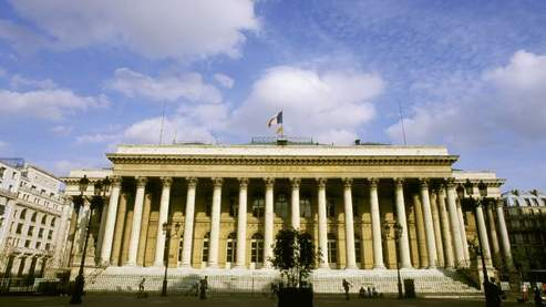 La Bourse de Paris sauve de justesse les 3800 points
