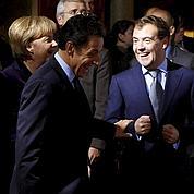 Medvedev participera au sommet de l'Otan