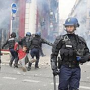 Casseurs : Hortefeux à Lyon après les incidents