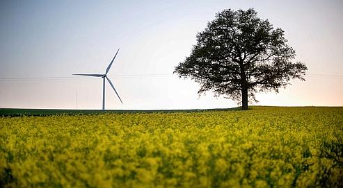 La force des vents diminue dans l'hémisphère Nord