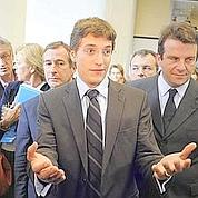 Jean Sarkozy réélu à la tête de l'UMP à Neuilly