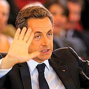 Sarkozy met en cause les casseurs