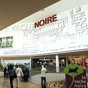 Les nouveaux centres commerciaux à la peine