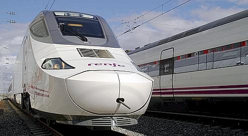 L'Espagne, leader européen des lignes à grande vitesse