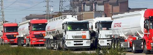 Carburant : près de quatre pompes sur cinq approvisionnées