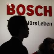Bosch récompense ses salariés