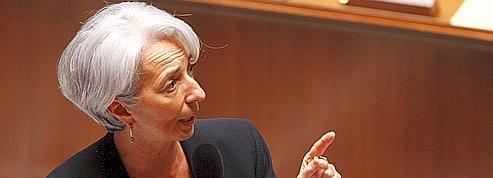Lagarde évoque la fin de la guerre des changes