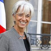 Lagarde salue les décisions du G20