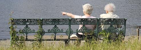 L'âge de départ à la retraite <br/>en France et ailleurs<br/>