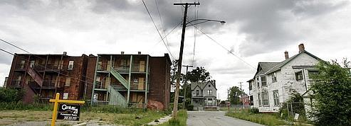 Detroit la sinistrée tourne <br/>le dos aux démocrates<br/>
