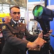 Un radar détecteur d'alcool en Russie