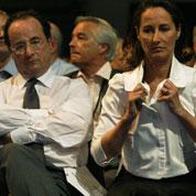 Royal et Hollande rêvent de 2012