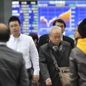 Tokyo échappe au repli boursier en Asie