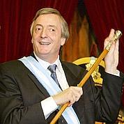 Décès de l'ex- président argentin Kirchner