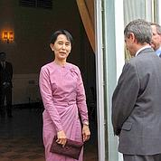 Espoir de libération pour Aung San Suu Kyi