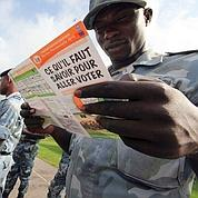 Veille de scrutin sous tension à Abidjan