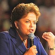 Dilma loin devant après une campagne délétère