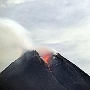 Nouvelle éruption en Indonésie