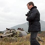 Visite controversée de Medvedev aux Kouriles