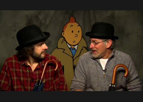 Peter Jackson et Steven Spielberg travaillent actuellement sur trois films tirés des