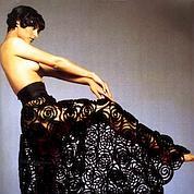 Modèle de Maurizio Gallante photographié par Francesco Scavullo, 1993. En vente chez 107 Rivoli.