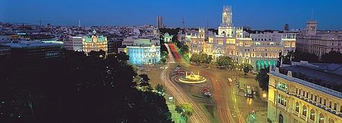 Madrid, le jour et la nuit