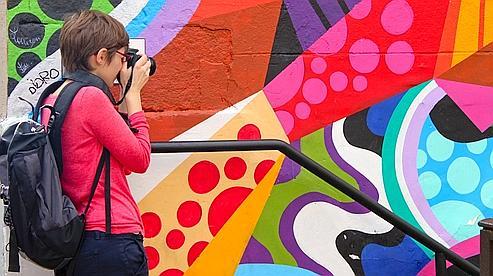 «Itinérances photographiques» propose des balades dans Paris en compagnie d'un professeur (DR).