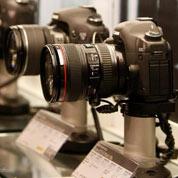 Le marché de la photo porté par les reflex
