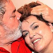 Dilma va devoir sortir de l'ombre de Lula