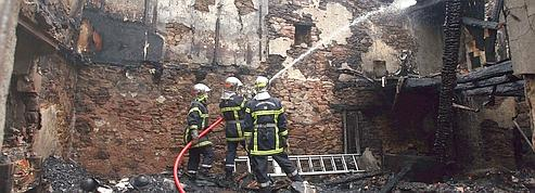 Morbihan : cinq morts dans l'incendie d'une maison