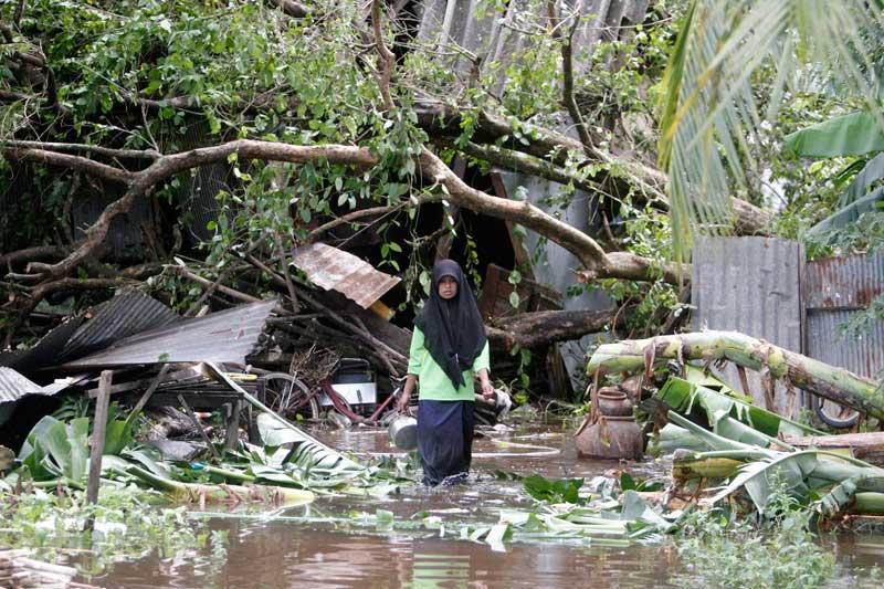 Mardi 2 novembre, de fortes pluies se sont abattues dans la province de Pattani. Près de 12.000 personnes ont été évacuées de cette région de Thaïlande, près de la frontière malaisienne.