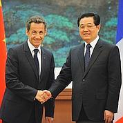 Sarkozy veut rallier la Chine à «son» G20