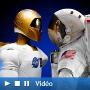 Les robots spatiaux humanoïdes arrivent