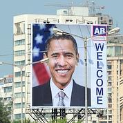 Obama en Asie, la tête en Amérique