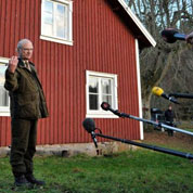Les frasques du roi de Suède