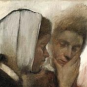 Un Degas réapparaît