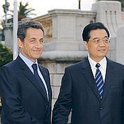 Sarkozy et Hu entrent dans le vif du sujet