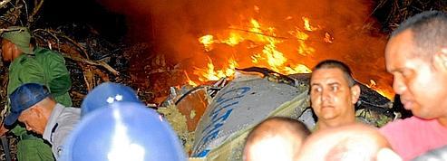 68 personnes périssent dans le crash d'un avion cubain