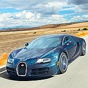 Bugatti Veyron Super Sport, la plus rapide